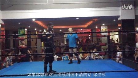 CWE第22期(中国职业摔角)