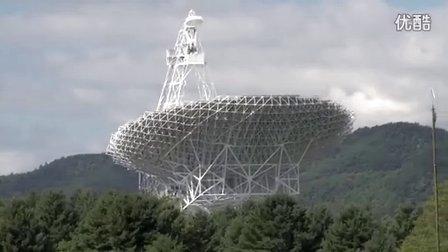 走进美国 听见外太空声音的射电望远镜