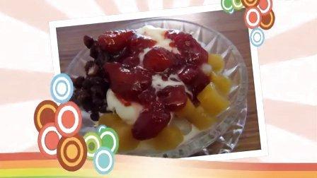 杨九九美食日记 第一季 吃得到果肉的草莓果酱