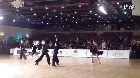 2015_国外少儿拉丁舞_比赛视频_五项组