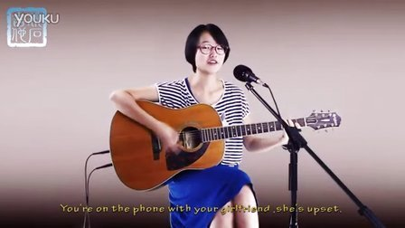 顽石吉他音乐:学生翻唱作品《you belong with me》---Taylor Swift