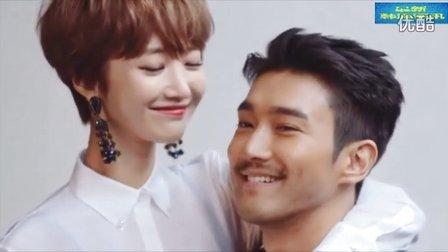 Super Junior 崔始源 黄静茵 高俊熙 朴叙俊 画报拍摄150928