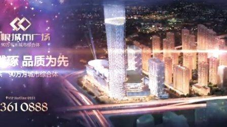 安粮城市广场15秒广告片
