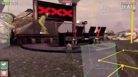 【屌德斯解说】 模拟山羊 僵尸羊发现外星人惊天大秘密 造人计划