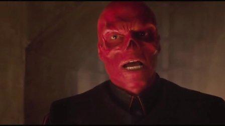 "【Commedia】漫威回顾:《美国队长1:复仇者先锋》片段之""初见红骷髅"""
