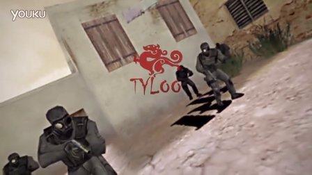 【怀旧CS】Tyloo-Team China老外制作的天禄战队集锦
