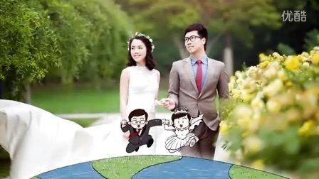我们的婚礼动画