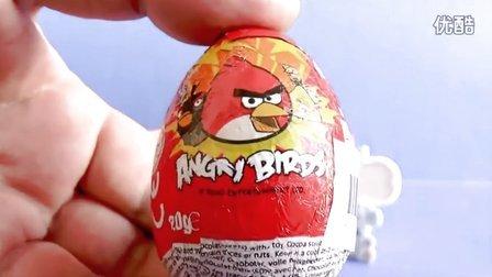6蛋惊喜 - 唐老鸭,米老鼠,迪士尼公主,健達出奇蛋,迪士尼小熊维尼,愤怒的小鸟系列 Surprise Eggs!