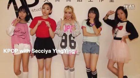 韩舞:Red Velvet(红色天鹅绒) - Dumb Dumb 舞蹈练习(天舞)温哥华