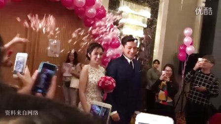 《大好时光》发布会 胡歌现场举行婚礼?