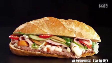 ♥越南风情:法式夹馅面包