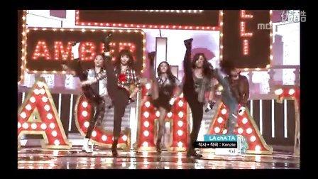 【沃德独家】151013  f(x) & 4Minute - Live Show