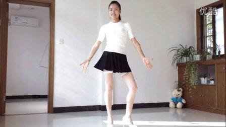 新生代广场舞 姐就是这么拽(白丝光脚)柠檬 编舞 陈敏