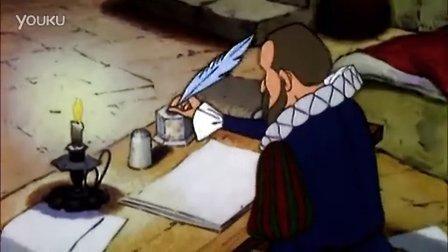 西班牙动画片《堂吉诃德》OP(超清)