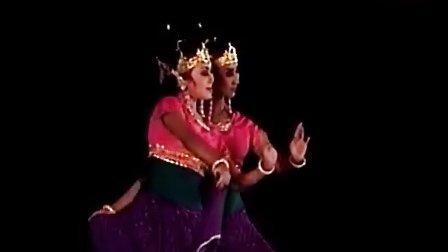 印度尼西亚爪哇古典舞蹈——之三
