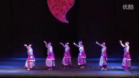 印度尼西亚爪哇传统舞蹈