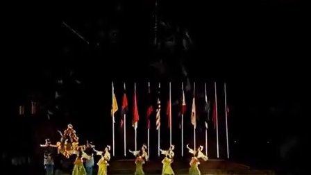 马来西亚传统舞蹈