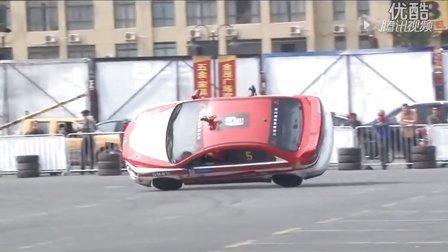 新三菱翼神试驾极速工场广告