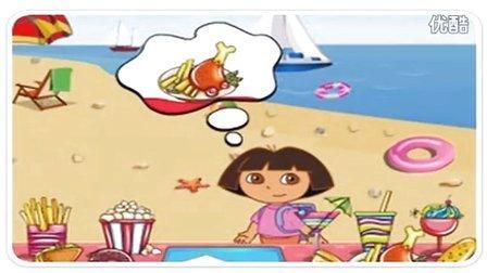 ★爱探险的朵拉之日本食玩★DIY萌宝想吃就自己做彩色水果软糖 粉红猪小妹也来做客