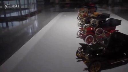 《赣车评》经典的洗礼!感受上海汽车博物馆全球汽车文化历史视频