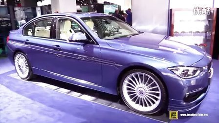 2016阿宾娜宝马 BMW 3-Series Alpina B3 BiTurbo