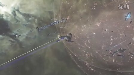 EVE 北方联盟10月11日会战视频