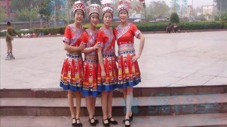 平顶山石龙区姐妹健身舞蹈队. 【阿哥阿妹】
