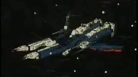 美国改编日本动漫片:《太空堡垒(超时空要塞+超时空骑团+机甲创世记)》主题曲(1985)