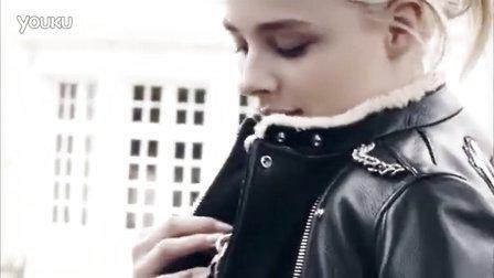 超杀女科洛莫瑞兹Chloë Grace Moretz为美国轻奢品牌蔻驰Coach 2015年秋季系列皮包拍摄写真,花絮及幕后Q&A