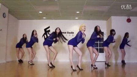 韩舞:Purfles - A Bad Thing 舞蹈练习(天舞)温哥华