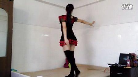 青青世界广场舞 《我要醉在草原上》形体中三舞 原创 杨丽萍