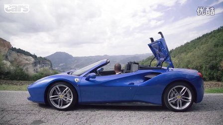 Chris Harris on Cars -试驾法拉利Ferrari 488 Spider