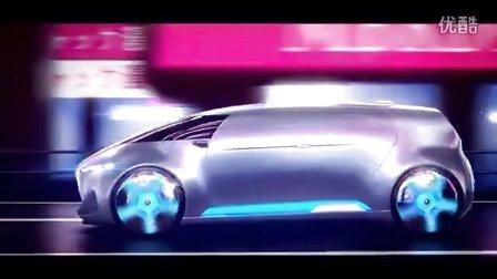 Mercedes-Benz Vision Tokyo – Trailer.
