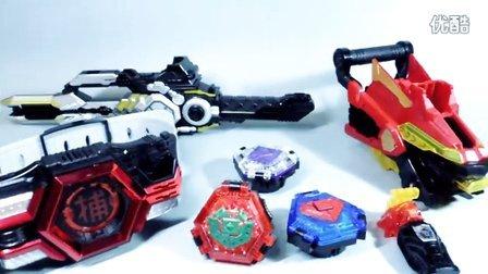 【炮戟15禁】大谈 铠甲勇士捕将 周边玩具 一条你不是真粉都买不下手的腰带!