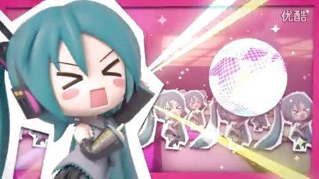 【初音未来 Project mirai 2 主题曲】再次再次沸腾【Full HD】