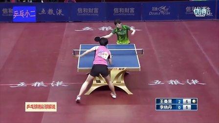 2015年全国乒乓球锦标赛精彩比赛视频综述(带解说)