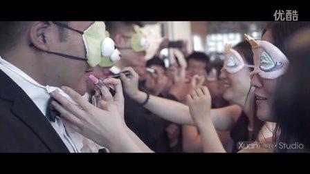 XuanFilm 婚礼隔日快剪《岁月里》(太原婚礼跟拍 太原婚礼微电影)