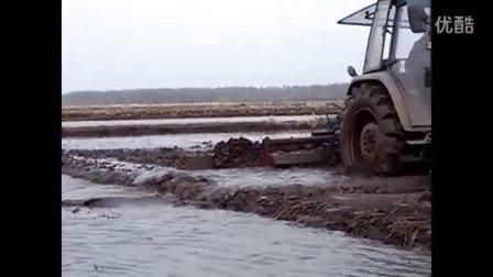 信达农机具--水田打浆整平器--大田作业--兴达农机具