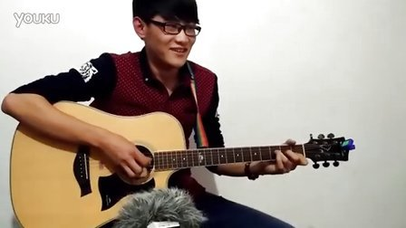 【牛人】玫瑰 吉他弹唱 杜广宇