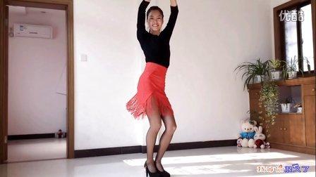新生代广场舞 花(拉丁恰恰)柠檬编舞范范