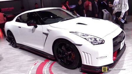 车展实拍日产 Nissan GTR Nismo N Attack Package A Kit