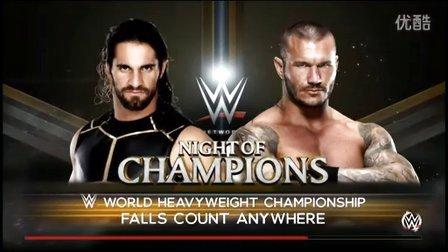 wwe2011冠军之夜 WWE冠军之夜兰迪 奥顿夺赛斯腰带