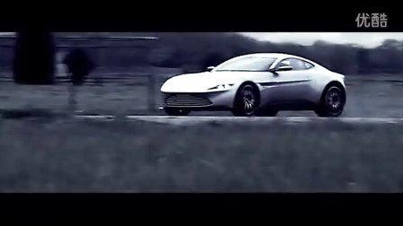 007奢华坐驾阿斯顿马丁DB10