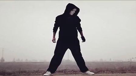 鬼步舞教学之硬派风格大步基础教学(超详细曳步舞鬼步舞教学视频)