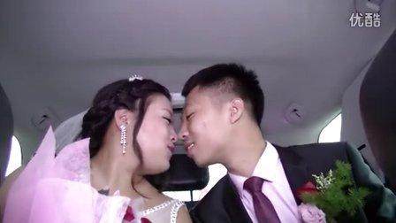 任丘市安庄村邱思达婚礼录像 小强爱摄影录制