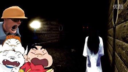 【屌德斯解说】 GMOD恐怖的房间 下集 下水道的黑影