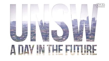 UNSW - A day in the future