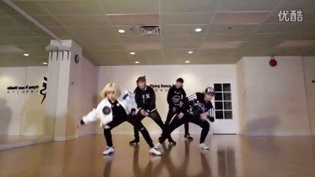 韩舞:IKON - RHYTHM TA 舞蹈练习(天舞)温哥华