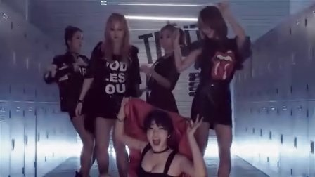 【风车·韩语】性感女团TAHITI回归新曲《Skip》完整版MV大公开