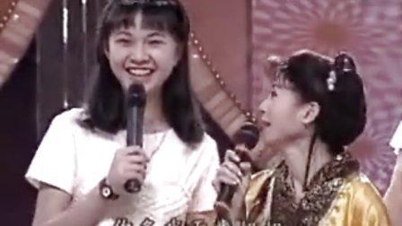 卓依婷模仿秀早期参加台湾《猪哥亮臭弹秀》出场